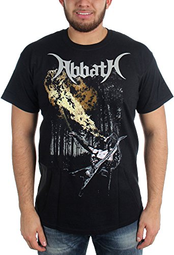 Abbath _, Breathing t_shirt Fire