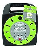 PIFCO ES870 25m 4-Way Extension Reel