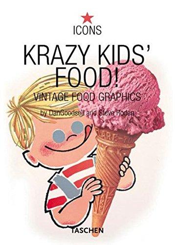 po-Vintage, Krazy Kid's Food par Dan Goodsell