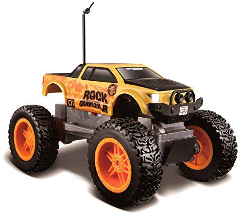 Maisto-581162-Junior-Rock-Crawler-Vehculo-radiocontrol-colores-surtidos