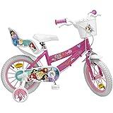 Toimsa 643 14-Inch Princess Bicycle
