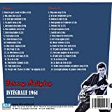 Johnny Hallyday : L'intégrale de 1961 - Coffret 2 CD
