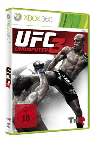 UFC Undisputed 3 (Xbox 360 Martial Arts)