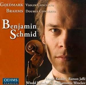 Violin Concerto/Double Concerto
