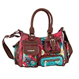 Desigual BOLS_ LONDON MINI KAITLIN 71X9EY2 Damen Henkeltasche purpura