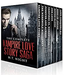 The Complete 8-Book Vampire Love Story Saga (English Edition)