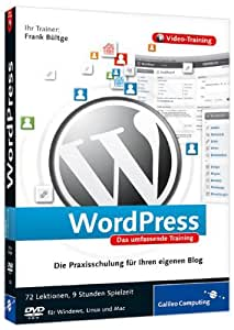 WordPress - Das umfassende Training