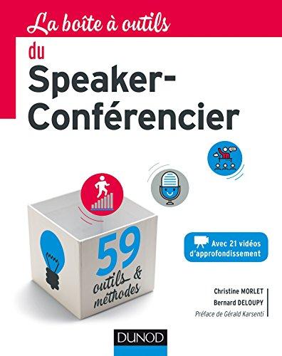 La Boîte à outils du Speaker-Conférencier par Christine Morlet