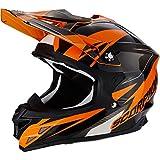 Scorpion Helm Motorrad vx-15Evo Air Krush, Orange, M