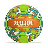 PALLONE BEACH VOLLEY MALIBU Palla morbidadi 210mmProgettato per giocare al vóley spiaggia...
