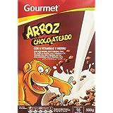 Gourmet Arroz Chocolateado, 8 Vitaminas y Hierro - 500 g