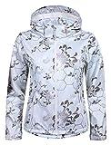 Icepeak Damen Softshell-Jacke Lenore 54848-686 beige/Gr. 38-48 Softshelljacke, Größe:42