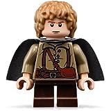 LEGO El Señor De Los Anillos: Samwise Gamgee Minifigura Con Gris Capa
