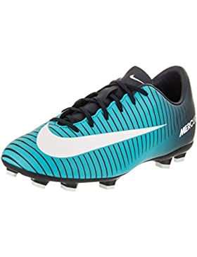 Nike Jr Mercurial Victory VI FG, Scarpe da Calcio Unisex – Bambini