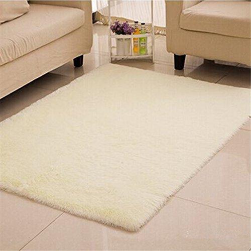 Spiel-platz-matte (LKXHarleya Groß Größe Plüsch Teppich 200 * 140 cm Platz Wohnzimmer Schlafzimmer Kind Spielen Yoga Schlaf Matte)