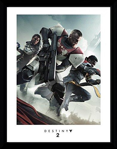 Destiny – 2 Key Art Gerahmtes Poster