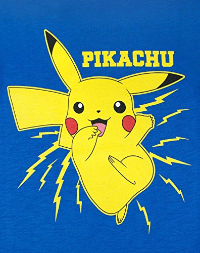 Pokemon-Camiseta-de-manga-corta-Manga-corta-para-nio