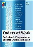 Coders at Work: Bedeutende Programmierer und ihre Erfolgsgeschichten