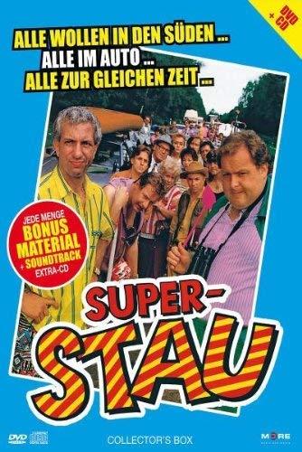 Superstau (+ Audio-CD) [2 DVDs]
