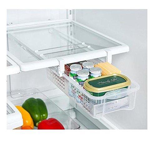 Kühlschrank Mate Kühlschrank Ziehen Bin- und Home Organizer Snap auf Schublade, um Platz in Organizer -