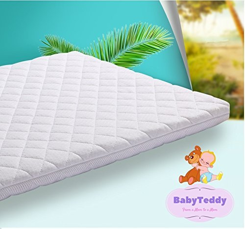 BabyTeddy All Natural Coco Baby Crib Cot Mattress by BabyTeddy