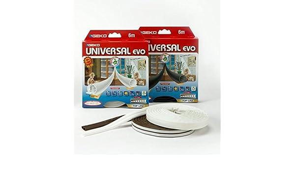 Parafreddo Universal Evo Geko Silicone 1-7Mm 6M Bianco