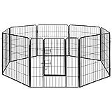Valla de Corralito del cajón de perro- 8 -panel