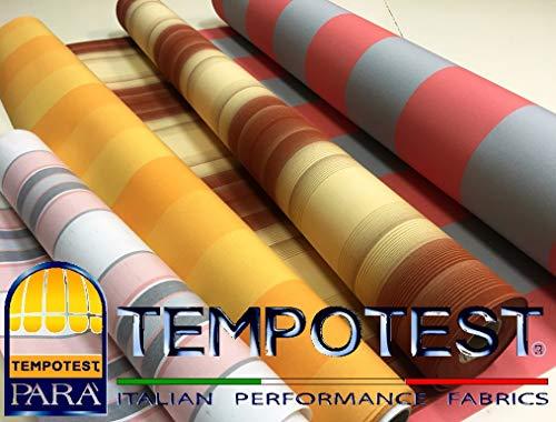 Telo cucito Tempotest - cambio telo - tessuto per tende da sole Tempotest- telo cucito al mq