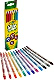 Crayola Silly Scents Twistables Colored Pencils 12 Ct