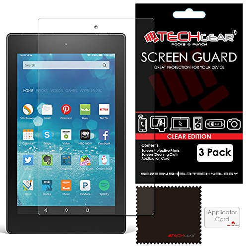 3-pack-techgear-amazon-fire-hd-8-hd8-clear-lcd-screen-protectors-with-cleaning-cloth-application-car