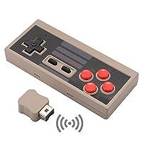 Caratteristiche: Specificamente progettato per Nintendo Entertainment System: Mini NES Classic Edition Il Classic controller NES porta retrò esperienza di gioco con la punta delle dita! Plug and play, nessun driver supplementari necessari. pulsanti S...