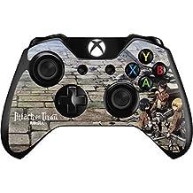 """XboxOne Custom UN-MODDED Controller """"Exclusive Design - Ataque En Titán Destroyed """""""