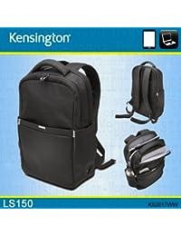 "Kensington LS150 Mochila para portátil de 15.6"" o Tablet, Bolsa de transporte, color negro"