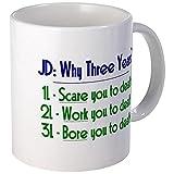 Best CafePress Attorneys - CafePress - JD = Three Years Mug Review