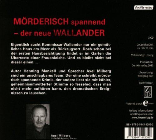 Mord im Herbst: Ein Fall für Kurt Wallander: Alle Infos bei Amazon