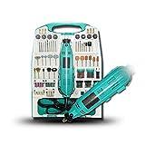 HENGMEI Mini-Winkelschleifer Set 226-tlg Schleifer-Set Schleifermachine Multifunktionswerkzeug ür Hand- und Heimwerker (226-tlg)