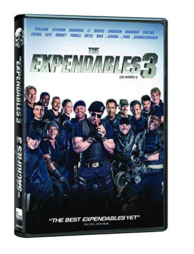 The Expendables 3 / Les sacrifi�s 3 (Bilingual)