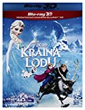 Frozen [Blu-Ray]+[Blu-Ray 3D] [Region B] (IMPORT) (Keine deutsche Version)
