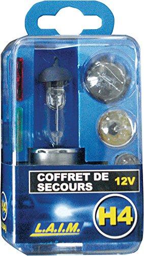 L.A.I.M. 834 Coffret de Secours H4 12V