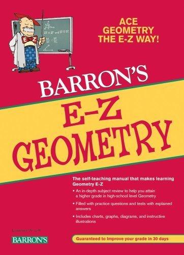 E-Z Geometry by Leff, Lawrence S. (2009) Paperback