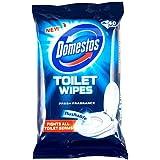 Domestos toilettes lingettes (40) - Paquet de 2