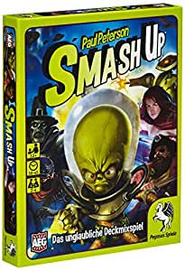 Pegasus Spiele 17260G – Smash Up