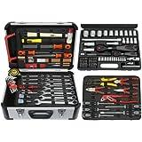 Famex 723-47 Mallette à outils de mécanicien complète, 130/170 pièces