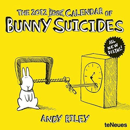 2012 Bunny Suicides Grid Calendar