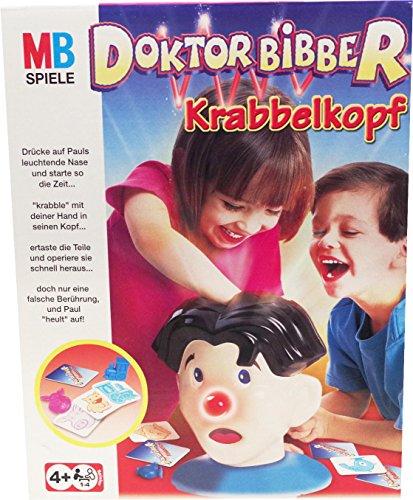 Hasbro - Dr.Bibber Krabbelkopf