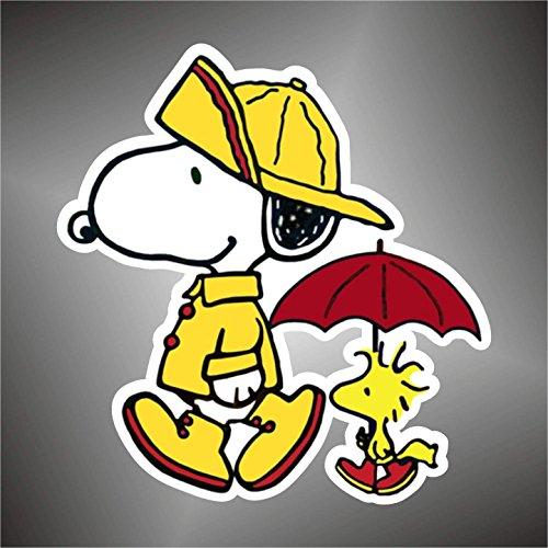Snoopy Peanuts Linus comics cartoon cartoni sticker ()