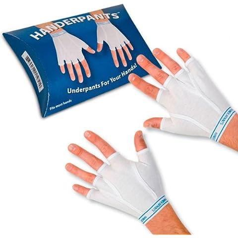 11951 Abbigliamento Handerpants pantaloni per le mani senza dita guanti