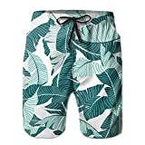 Skull in White And Black Casual Surf Board Beach Shorts Surfing Running Swimming Watershorts with Pocket for Men,Size:XXL