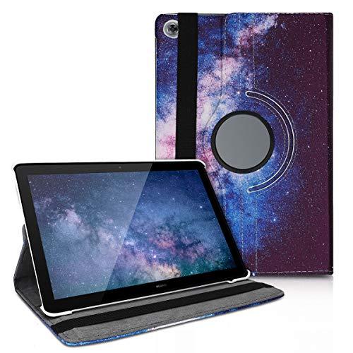 kwmobile Huawei Mediapad M5 Lite 10 Hülle - 360° Tablet Schutzhülle Cover Case für Huawei Mediapad M5 Lite 10