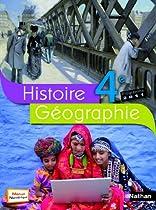Histoire-Géographie 4e
